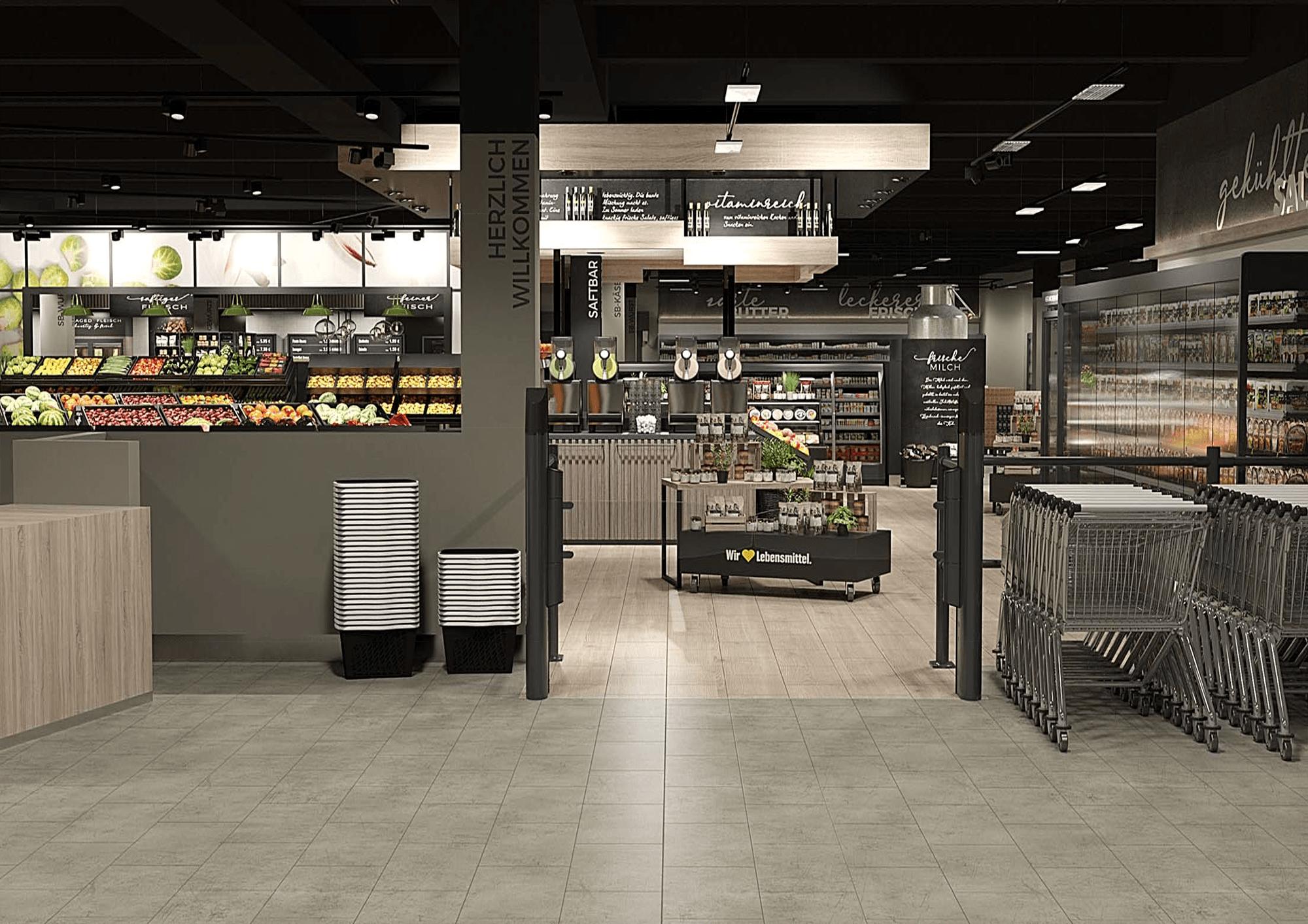 Edeka Weber-Mall