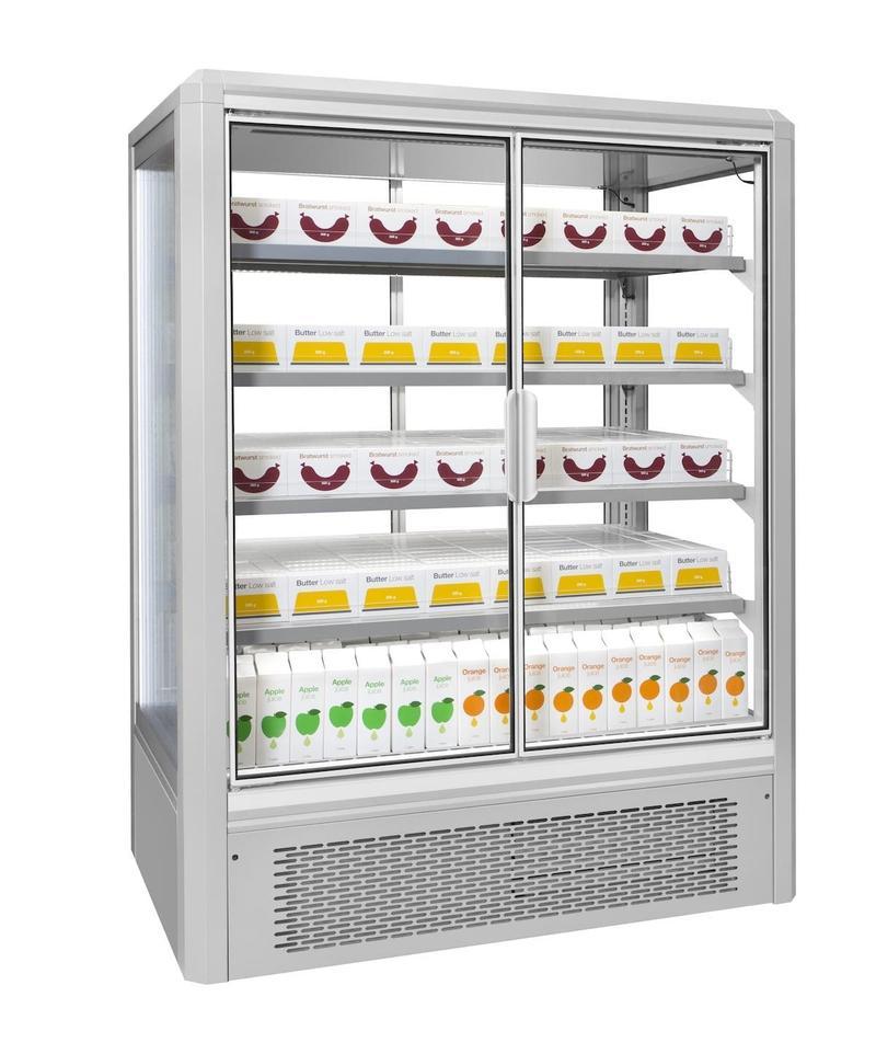 Kühl- Schauvitrinen