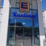 Edeka Kantimm, Lüdenscheid - Frontansicht