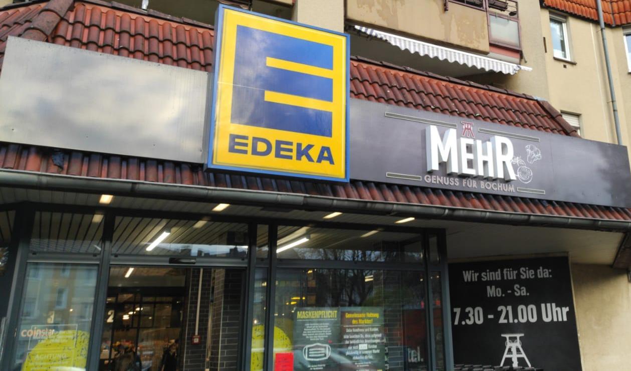 Edeka Mehr - Frontansicht