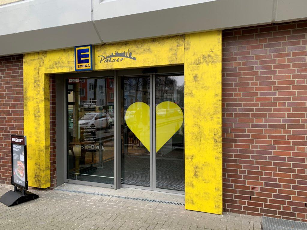 Edeka Patzer, Sonnenplatz, Dortmund